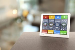 Intelligent home automation: house temperature, water, green energy