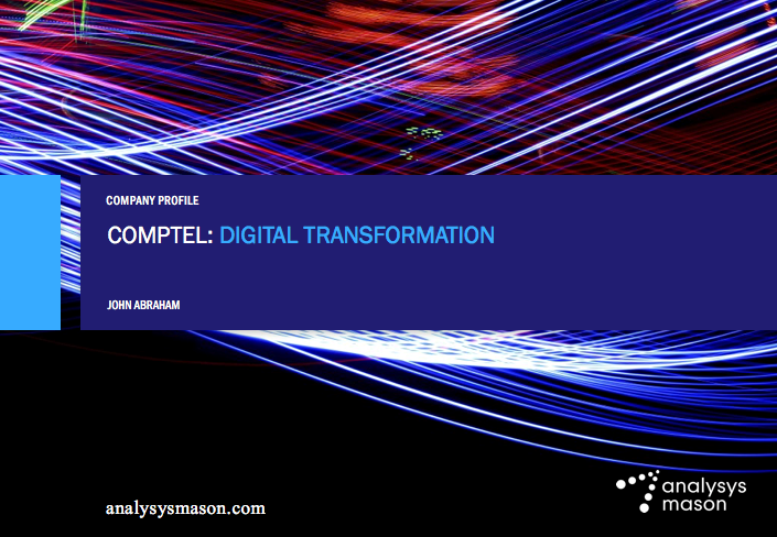 analysys mason comptel digital transformation 2017